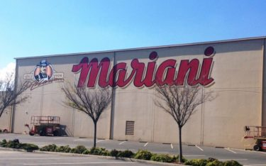 Commercial Sign Painting Project in Vacaville