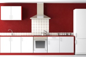 Whether Or Not You Felt It From The Gallery, In Real Life Itu0027s The Red  Kitchen That Subconsciously Stimulates Your Appetite. It Also Ups Your  Blood Pressure ...