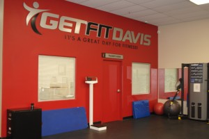 color speaks painting of new gym in davis ca  brooks