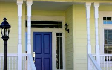 An Opportunity To Be Bold With Color: Painting Your Front Door