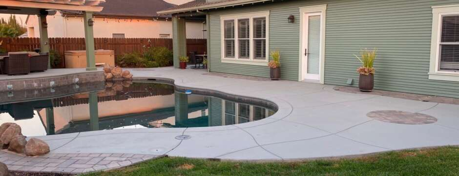 Transform Your Outdoor Space By Sealing Your Concrete