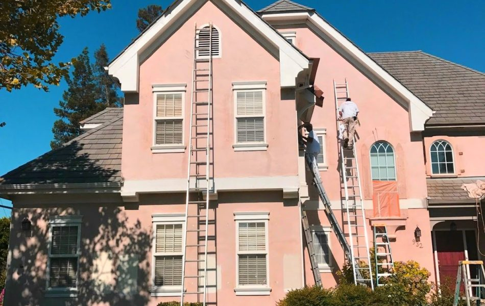 Exterior Residential Painting in Woodland, CA - Color Makes a Difference!