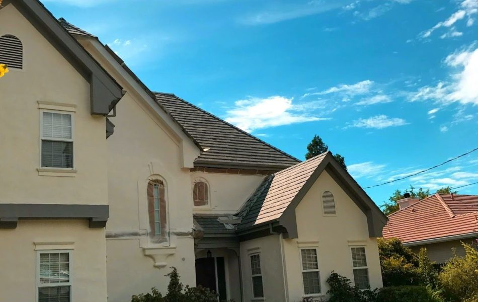 Exterior Residential Painting In Woodland Ca Color
