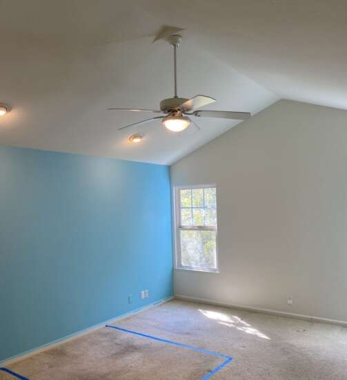 Have Fun With Accent Walls in Your Sacramento Area Home!