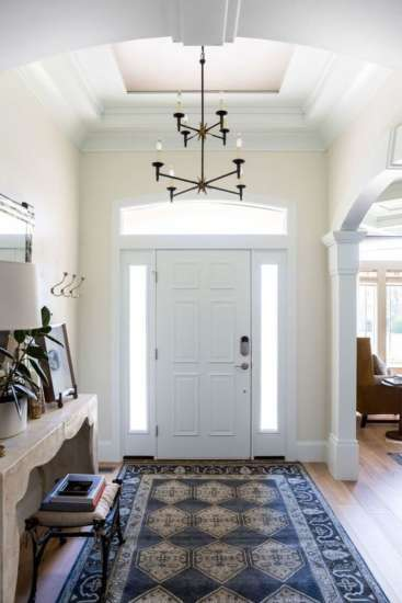 Painting Tips For Rooms with High Ceilings