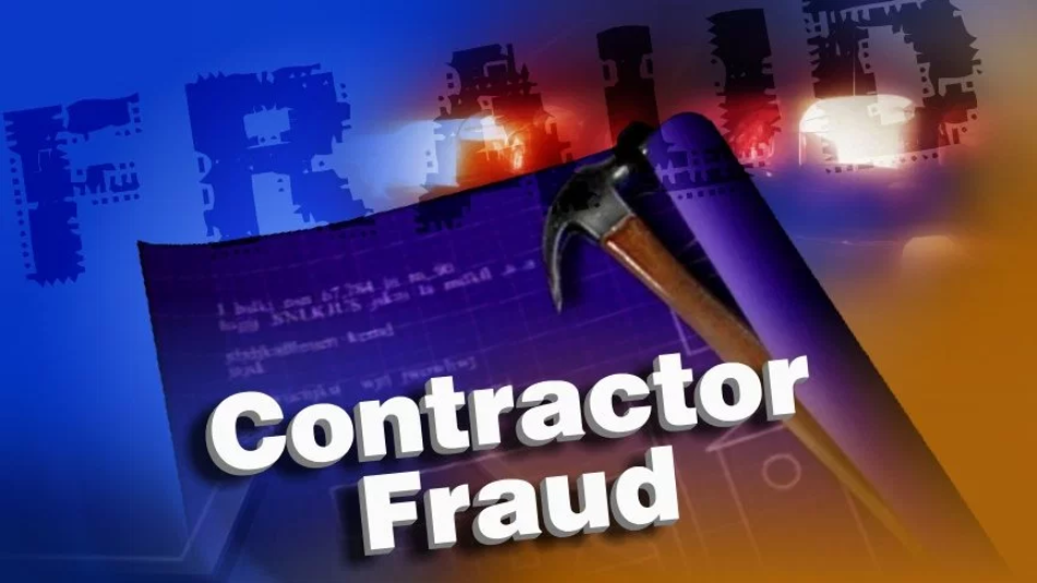 Contractor Fraud: Protect Yourself
